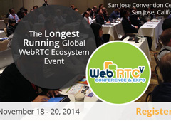 WebRTC Conference & Expo Ads